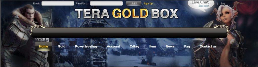 Tera Gold Box